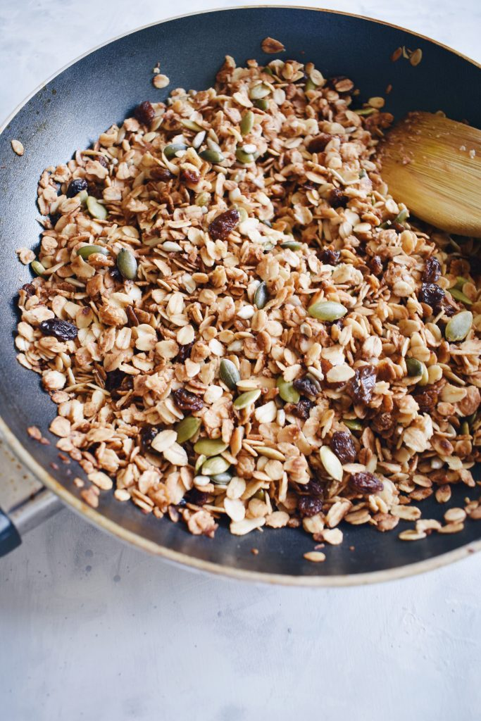 One-Pan Granola | Shivani Loves Food