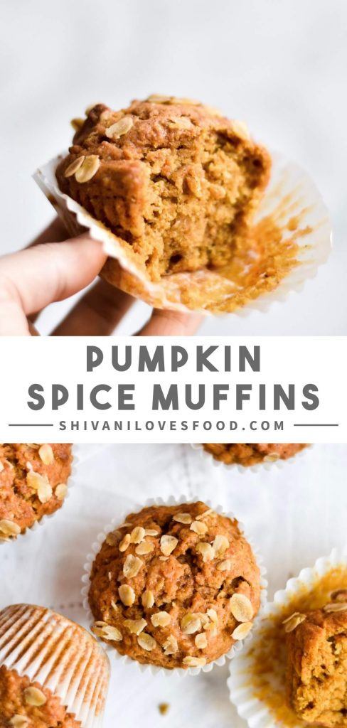 These pumpkin spice muffins are the perfect vegan Autumnal bake. Packed with spice, not too sweet, and ready in just 35 minutes!